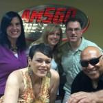 Mimi, Sue, Ben, Janice & Sam!